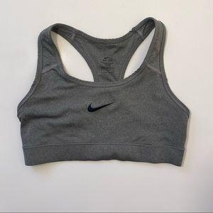 Nike Grey Sportsbra
